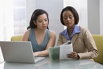 Women Managing Business